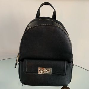 Zara Black Backpack